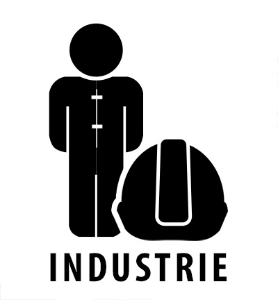 bouton industrie a